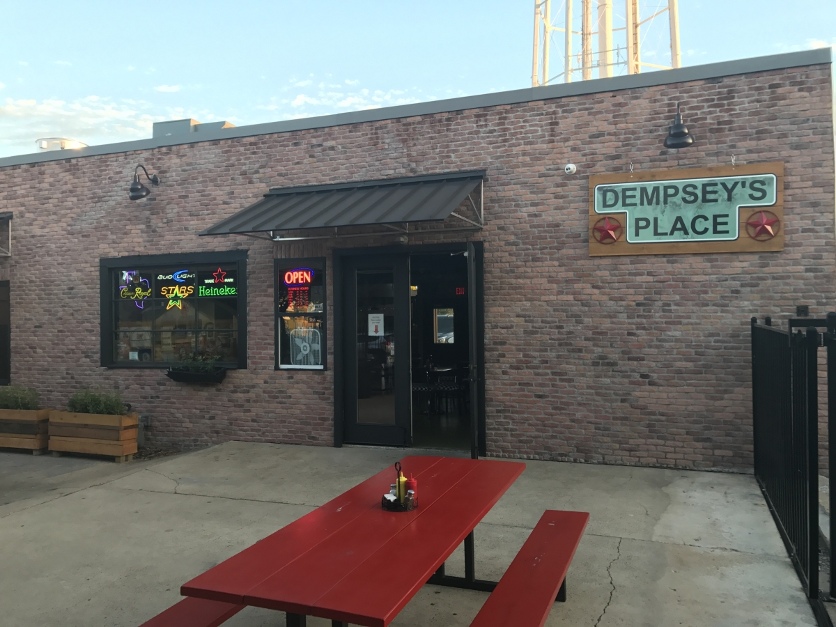 Dempsey's Place in McKinney, TX